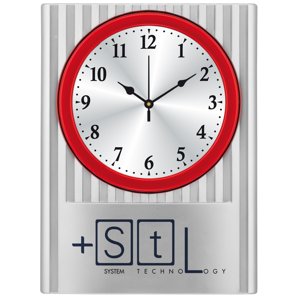 Exterior Printed Wall Clocks