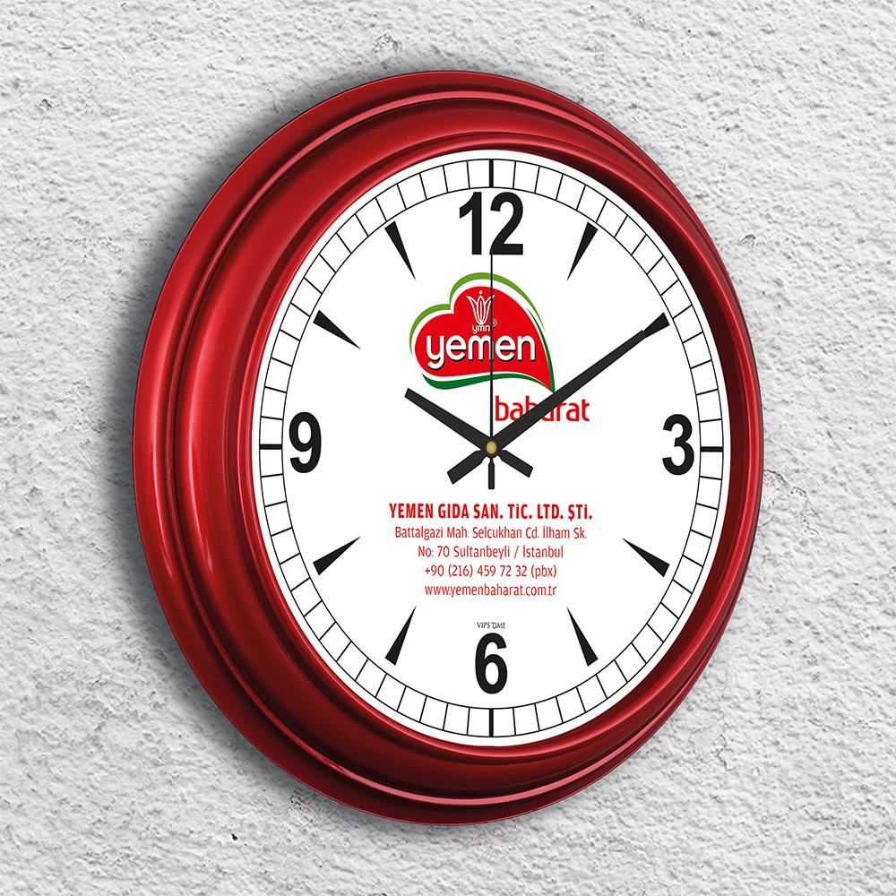 Plastic Wall Clocks