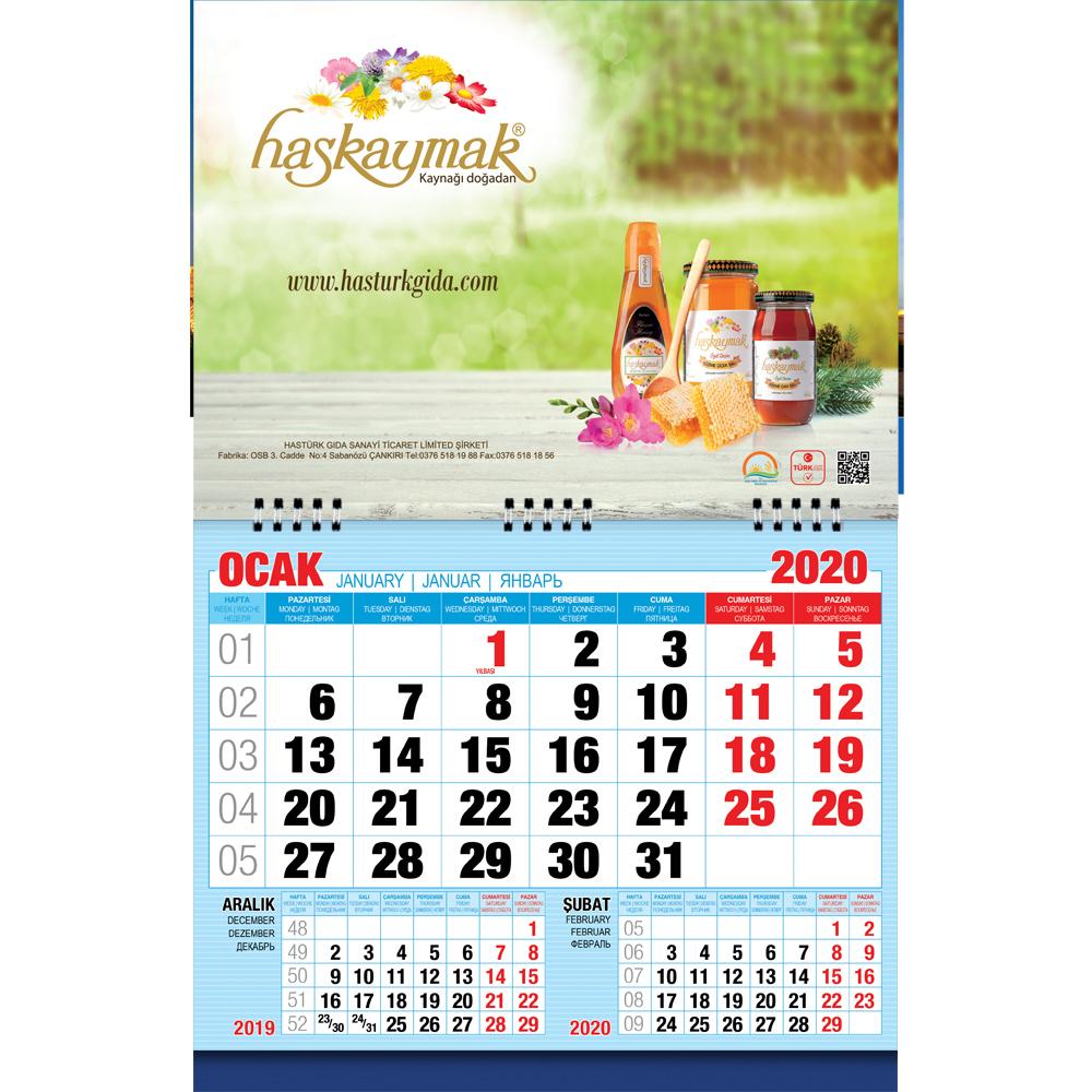 Sailor Calendars