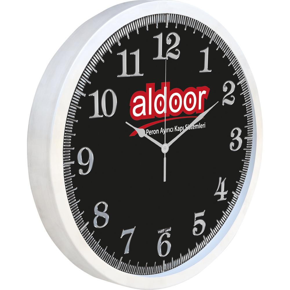 Aluminum Wall Clocks
