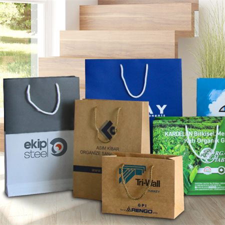 Custom Size Cardboard Bag